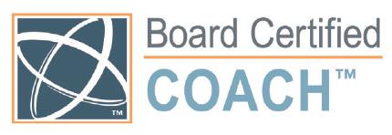 Board Certified Coach (BCC)